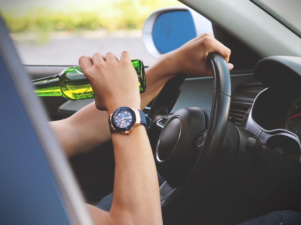 alcool volant